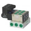 先导式5通汇流板型电磁阀 3KA319-08,3KA329-08,3KA339-08,3KA349-08,3KA359-08,3KA389-08,3KA319-08-B