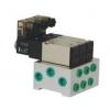 先导式5通汇流板型电磁阀 M3KB210-08,M3KB220-08,M3KB230-08,M3KB240-08,M3KB250-08,M3KB280-08,M3KB210-08-B