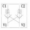 液压锁 DPC-20-5GA,DPC-20-10TA,DPC-20-5GS,DPC-20-10TS,