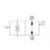 二位二通电磁阀 SV5-16-2NCSP