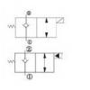 二位二通电磁阀SV5-16-2NCP,