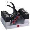 八联组合电磁阀  8-2YV40-06