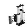 CKD双动作空压机械手 HRL-2G-1005,HRL-2G-1010,HRL-2G-1505,HRL-2G-1510,HRL-2G-1005-200,