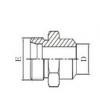 焊接接头 1CW-12-06,1CW-14-08,1CW-16-10,1CW-18-12,1DW-20-12,1DW-22-14,1DW-24-16,1DW-30-20,