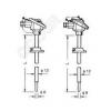WZP-3212A,WZP2-3312A,WZP2-4212A,WZP-4312A,WZP2-6312A,WZPK,铠装装配式铂电阻