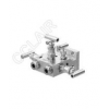 V、VB、VR系列五阀组—仪表阀组不锈钢