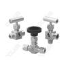 SS-NIP2R-M4-K6-A-SH-P,SS-NI3V-F4-K6-A-SH-P,NIP和NI系列帽式针阀—不锈钢管阀件