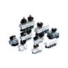 三位五通双电控低功率换向阀(中压式) DF3P5D2-L4R,DF3P5D2-L4RD,DF3P5D2-L6R,DF3P5D2-L6RD,DF3P5D2-L8aR,DF3P5D2-L8aRD