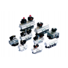 二位五通双电控滑阀F25D2-L4,F25D2-L6,F25D2-L12